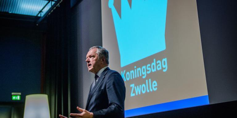 Koningsdag Zwolle 'intiem en modern'