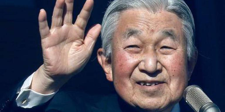 Japanse keizer legt publieke taken neer