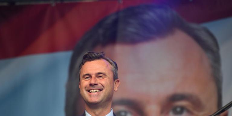 Oostenrijkse president pas maandag bekend