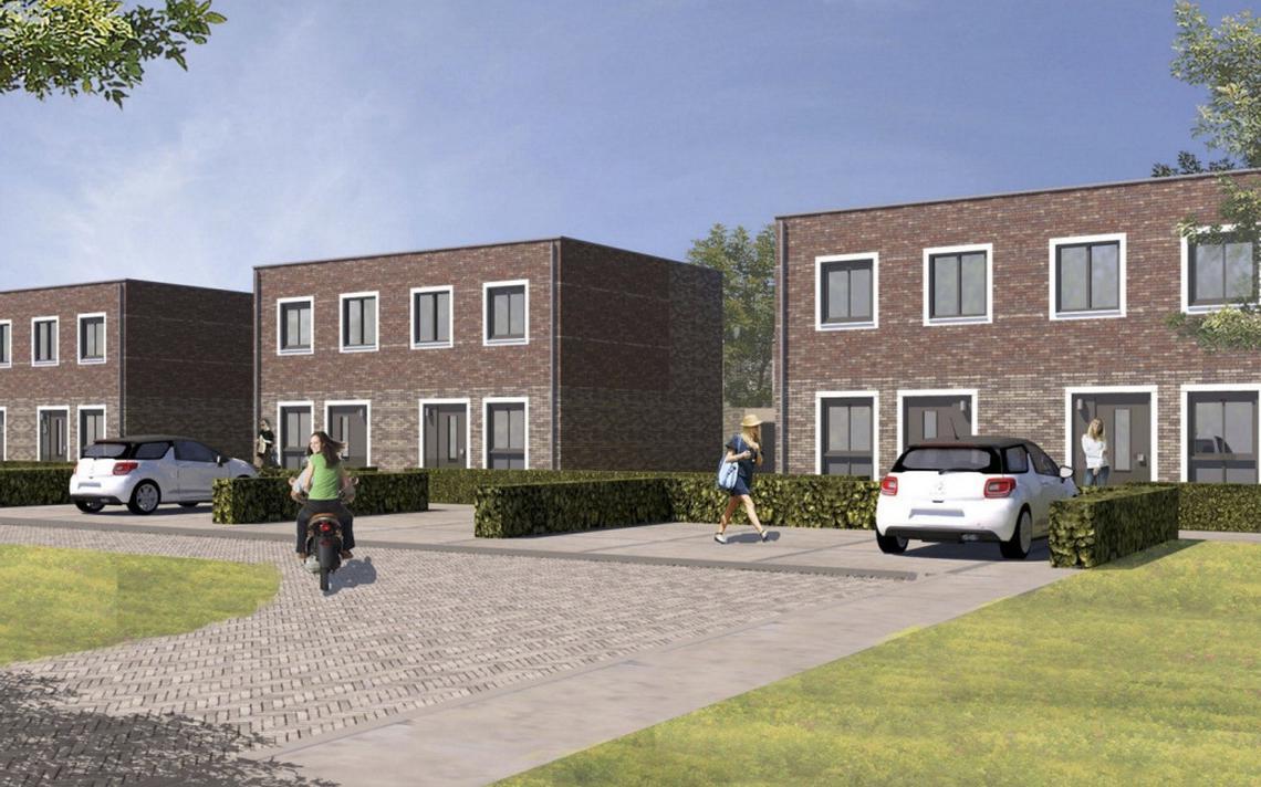 Bilgaard uiterst goedkope woningen friesland for Goedkope woning bouwen