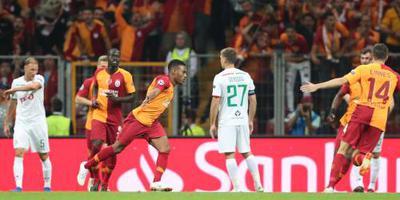 Rodrigues scoort voor winnend Galatasaray