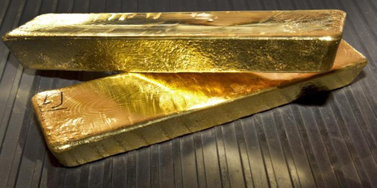 Goudprijs loopt stevig op