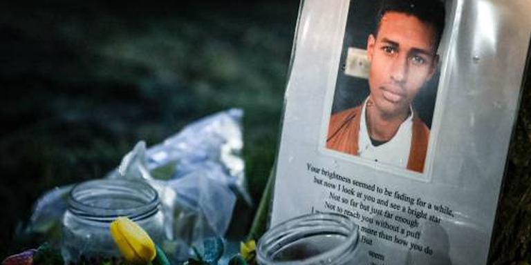 Stille tocht voor omgekomen tiener Ypenburg
