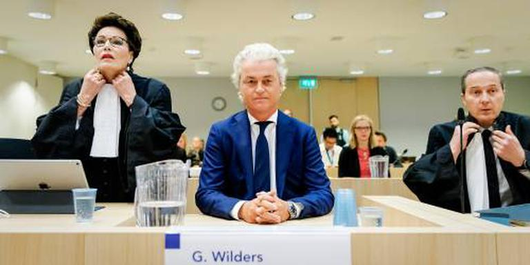 Wrakingskamer beslist over rechters Wilders