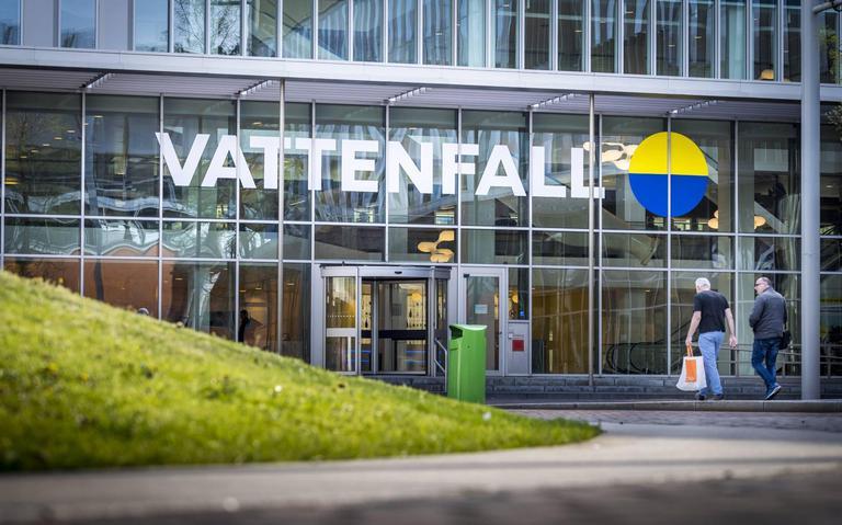 Fors meer winst Vattenfall door hoge stroom- en gasprijs