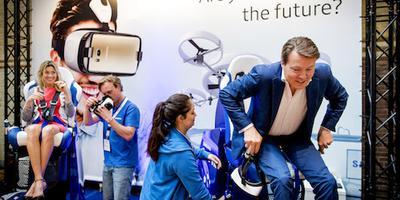 Prins Constantijn ambassadeur voor startups