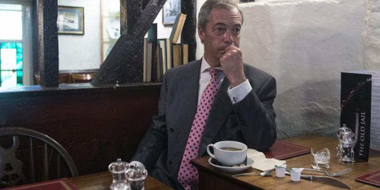 UKIP-leider wil vrienden en partners blijven