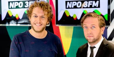 Wandelduo's 3FM Serious Request bekend