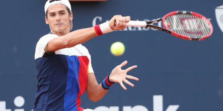Tennisser Coria acht maanden geschorst
