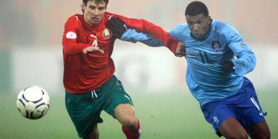 Oranje verloor twee keer van Wit-Rusland