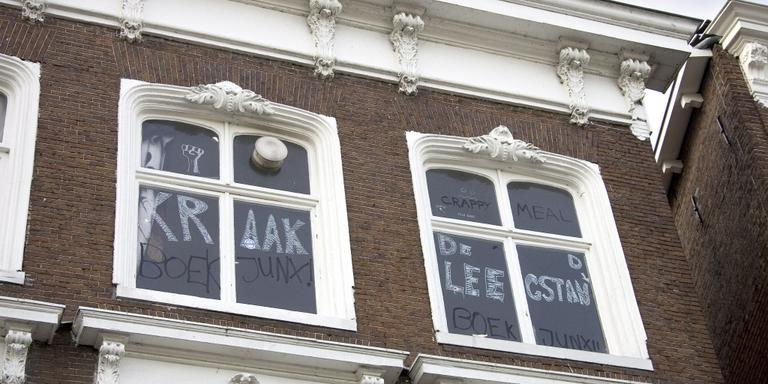 VVD: treed op tegen krakers Stationsweg
