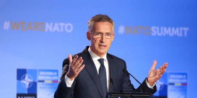 NAVO opent deur voor Macedonië