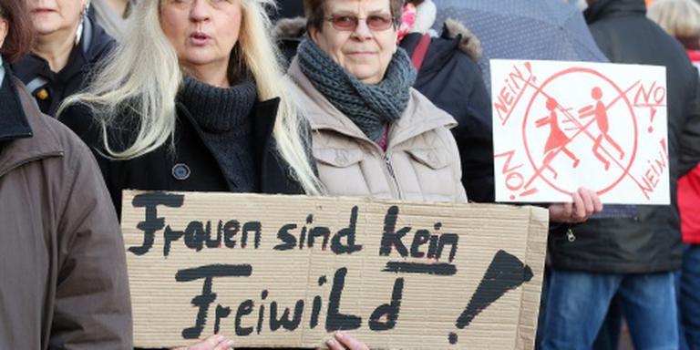 Acht verdachten aanrandingen Hamburg in beeld
