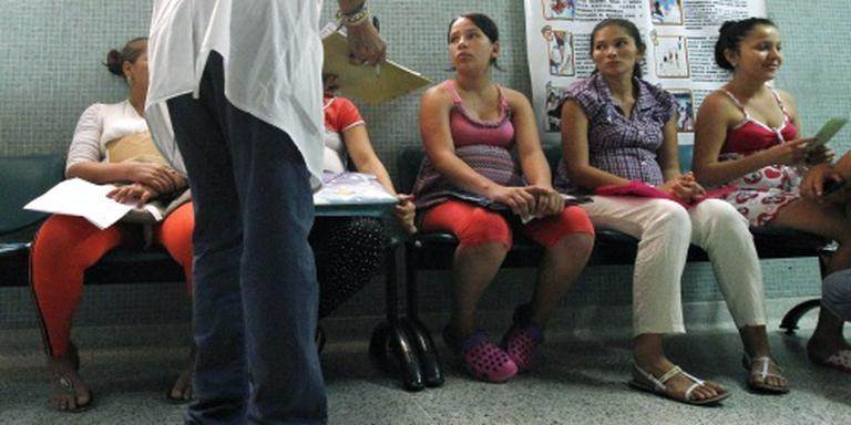 Colombia telt 5000 zwangeren met zika