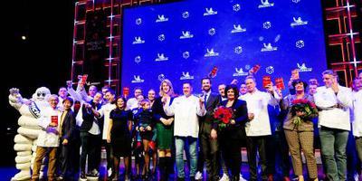 Veertien nieuwe restaurants met ster(ren)