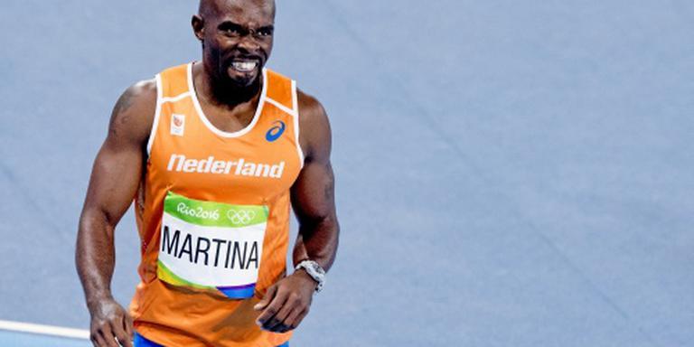 Martina snelt naar finale 200 meter