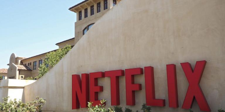 Netflix verwacht meer concurrentie