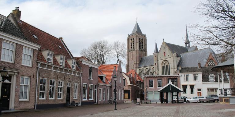 Tholen in Zeeland. De provincie wil in 2023 culturele hoofdstad van Europa zijn. FOTO PIXABAY