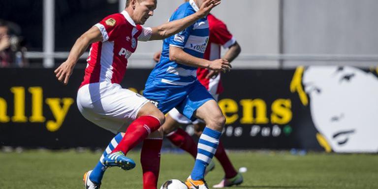 PSV bekroont prachtseizoen toch nog met titel