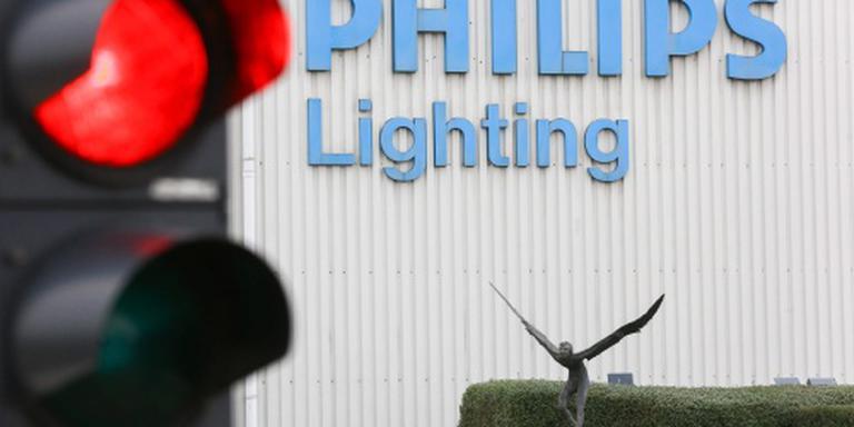 Philips Lighting ziet winst en omzet dalen