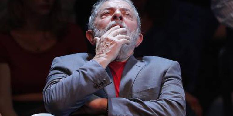 Lula toch uit Braziliaanse verkiezingsrace
