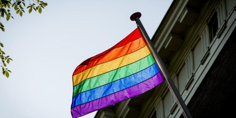 Regenboogvlag toch toegestaan in Stockholm