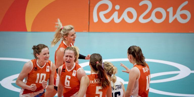 Alle Nederlandse teams in Rio in halve finale