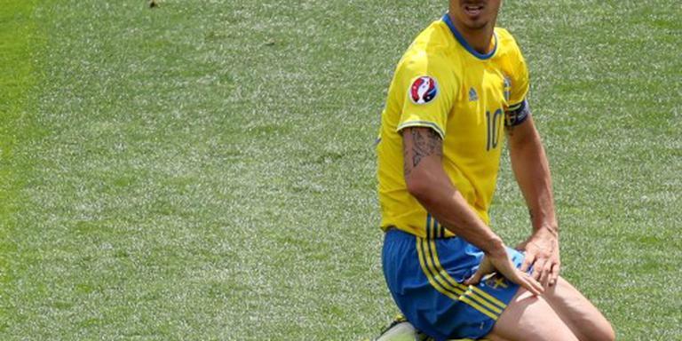 Coach neemt boze Zlatan in bescherming