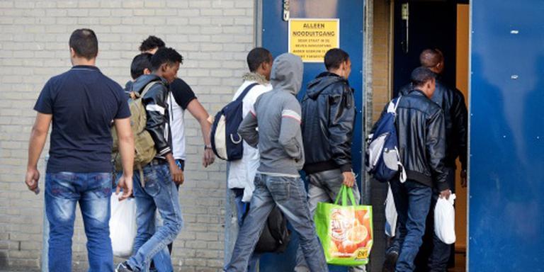 Instroom asielzoekers blijft stabiel