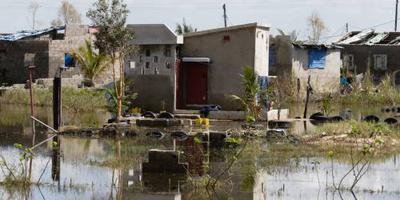 'Omvang ramp goed zichtbaar nu het water zakt'