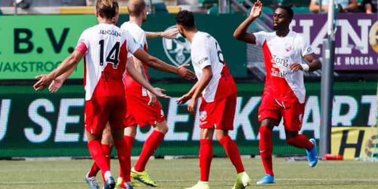 FC Utrecht herstelt zich met zege bij ADO - Sport - LC nl