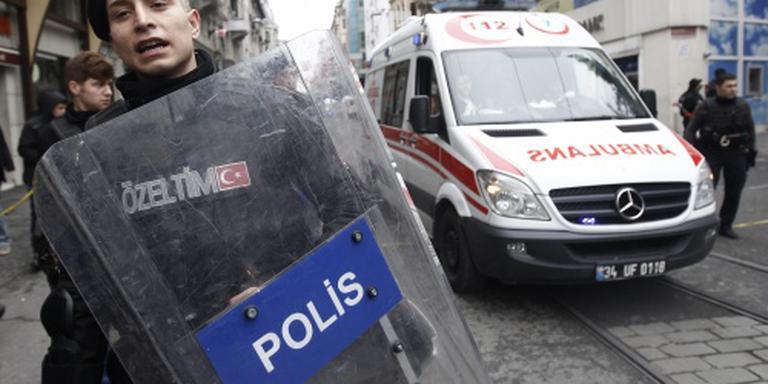 Geen dodelijke slachtoffers aanslag Turkije