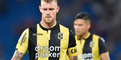 Vitesse strandt in voorronden Europa League