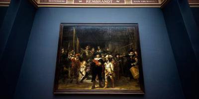 Grootste restauratie Nachtwacht van Rembrandt
