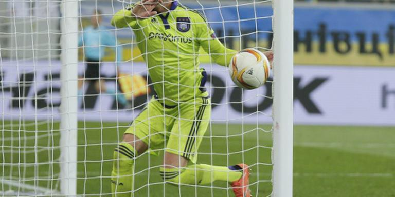 Anderlecht naar voorronde Champions League