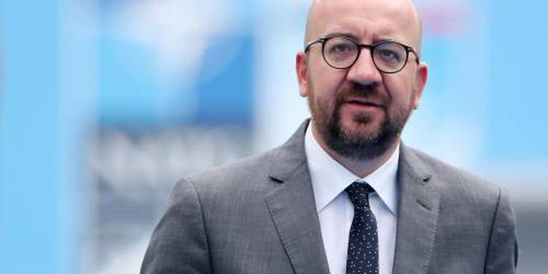 Premier België presenteert investeringsplan
