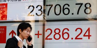 Beurs Hongkong lager na nieuwe tarieven