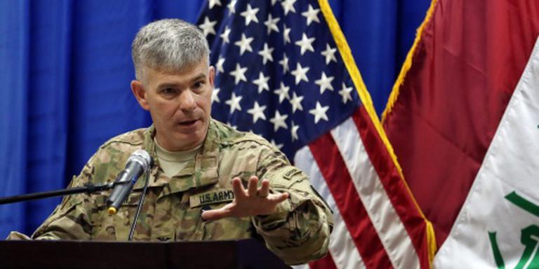 VS doden IS-commandant
