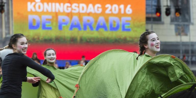 Ruim kwart miljoen bezoekers voor de Parade
