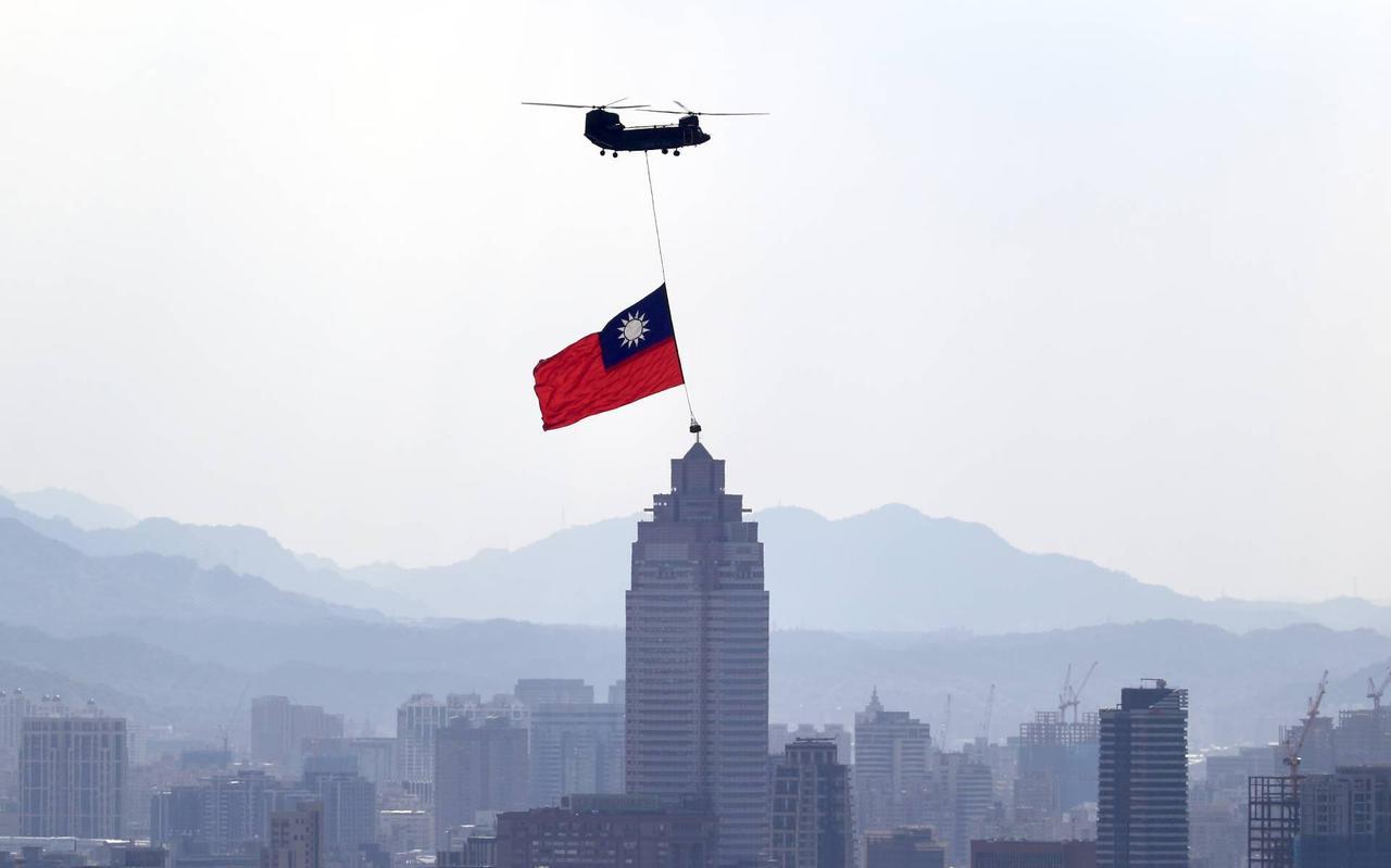 Taiwan: we zullen niet worden gedwongen te buigen voor China