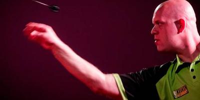 Van Gerwen verliest in Premier League