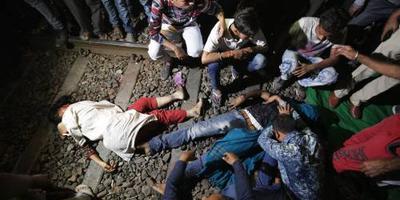 Tientallen doden bij hindoefestival Amritsar