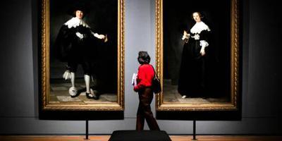 Veel belangstelling voor Alle Rembrandts