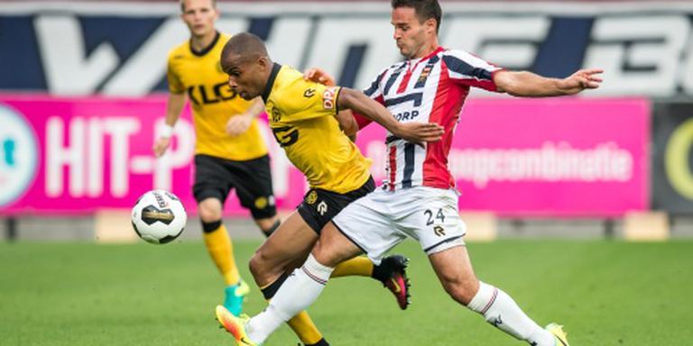 Willem II en Roda JC houden het op 0-0