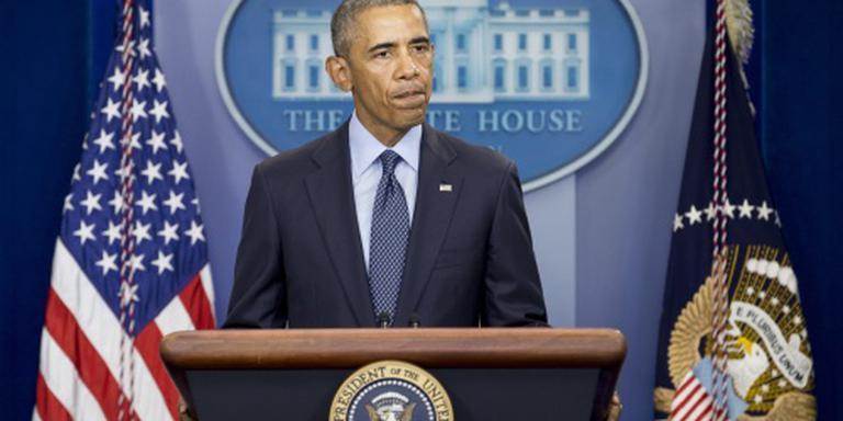 Obama: dader handelde in zijn eentje
