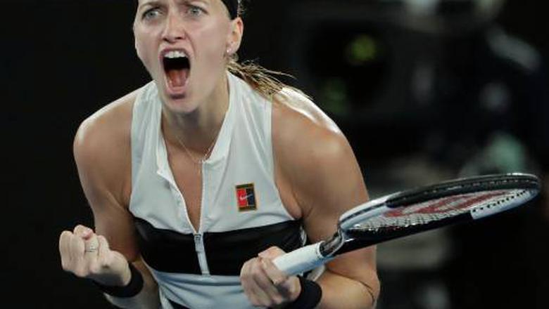Petra Kvitova in finale Australian Open