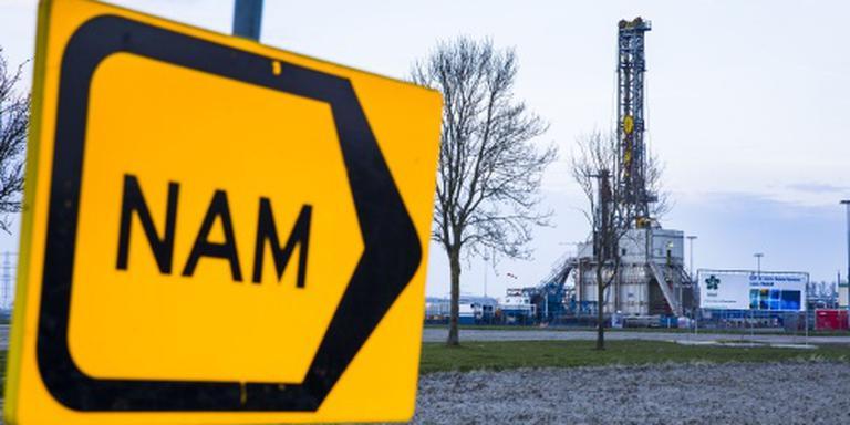 Lawaaiprotest tegen gaswinning in Groningen