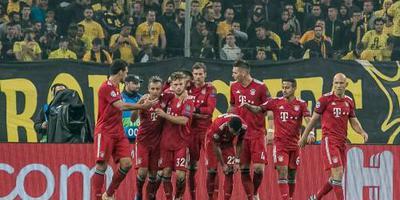 Bayern München zonder franje langs AEK