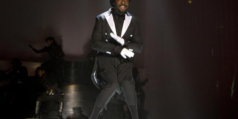 Will.i.am weer coach in The Voice UK