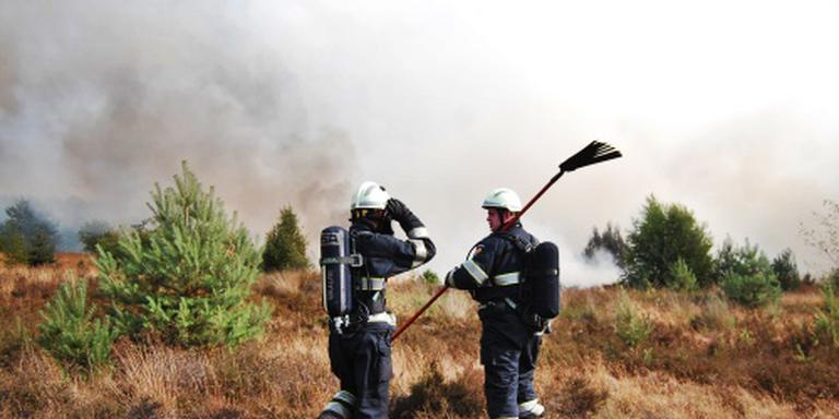Hoog risico op natuurbrand in Zeeland